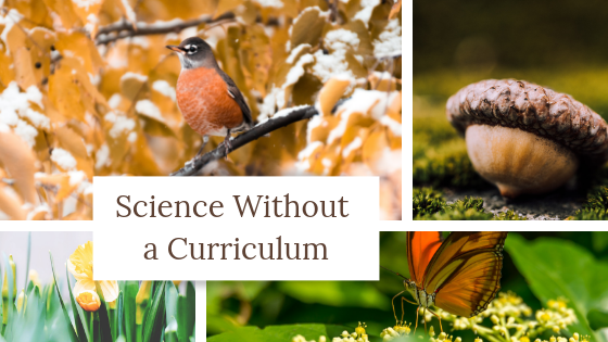 Teach Science Without a Curriculum