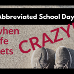 Abbreviated School Days When Life Gets Crazy